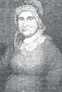 Gen. Harrington's wife, Rosanna, chased after British troops who raided their plantation during the American Revolution. She tried to get back family personal possessions, including slaves.