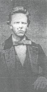 George Wright is believed to be an illegitimate son of Col. Harrington who became an apprentice at age 8 on Harrington's plantation.